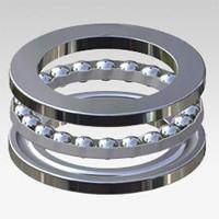 Low Noise NSK Ball Bearings Single Row NSK 51108 For Automobile Manufactures