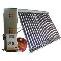 Efficient Pressurized Solar Water Heating System-Indirectly Manufactures