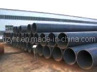 Welded Steel Pipe Q235 Manufactures