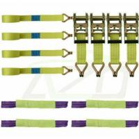 China High Tenacity Car Lashing Straps Load Securing EN12195 -2 standard TUV GS approved on sale