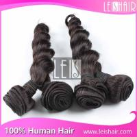 New fashion malaysian hair loose wave hair Manufactures
