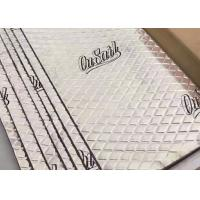Buy cheap 2 Mm Car Hood Insulation Material , Hood Sound Heat Dissipation Light Soft Material from wholesalers