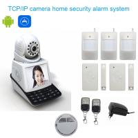 Network Phone Camera Wifi P2P IP Camera Two Way Audio for office Manufactures