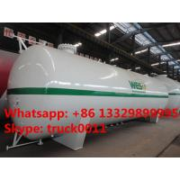 60cbm bulk lpg gas tank for sale, 24 metric tons lpg propane gas storage tank for sale, Manufactures