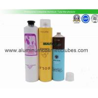 China Cosmetic Hand Cream Aluminum Tube , Skin Care Aluminum Squeeze Tube Packaging on sale