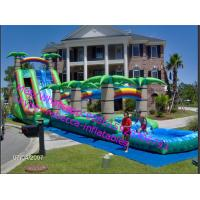 Outdoor Inflatable Water Slide Product  Inflatable Water Slide Clearance/ Inflatanle Toy Manufactures