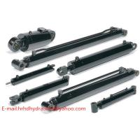 Front end loader usewelded tube hydraulic cylinder China hydraulic cylinder Manufactures
