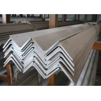 Quality 430 / 304 / 316L / 201 Stainless Steel Angle Bar Hot Rolled For Construction for sale