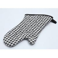 Customized Patterns Adult Microwave Oven Gloves Cotton Material Heat Insulation Manufactures