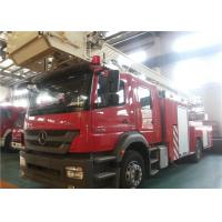 Quality Mercedes Aerial Ladder Fire Truck for sale