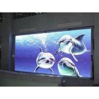 China High definition 4mm RGB super thin led screen display  rental indoor SMD 3in1 12bit on sale