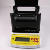 RS-232 Karat Density Electronic Gold Testing Instrument With Purity Percentage Manufactures