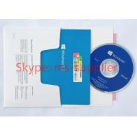 French Upgrade Windows 8.1 Professional 64 Bit OEM System Builder Channel Software Manufactures