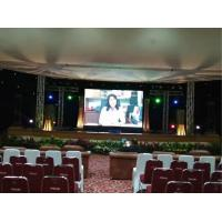 250*250mm Panel LED Stage Screen Rental For Conference / Light Weight Thin Body Manufactures