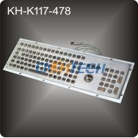 Panel Mount Stainless Steel Keyboard Manufactures