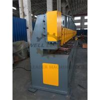 Carbon Steel Edge Chamfering Machine X Y V U Bevel Pre Process Welding Manufactures