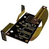 Buy cheap FR4 Flex-Rigid Multilayer PCB Board 6 Layer 2.0mm Immersion Tin PCB from wholesalers