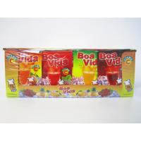 China 4 flavors in 1 box / 5g Instant Drink Powder / Yummy Multi Fruit Flavor Juice Powder on sale