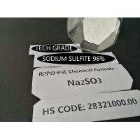 Na2SO3 97% Purity Sodium Sulfite Preservative White Gravel - Powder Crystal Manufactures