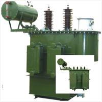 30kV - Class Reactor Transformer Power Distribution Oil Type Two Winding Low Noise Manufactures