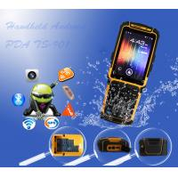 China Tousei TS-901 android 4.0 pda barcode scanner with WIFI / RFID / 3G / GPRS on sale