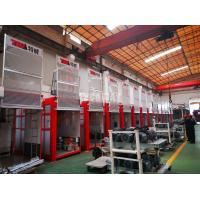 Building Hoists with Fixed Speed Manufactures