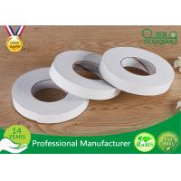 Buy cheap High Viscosity Hot Melt / Acrylic Eva Double Side Foam Tape White from wholesalers