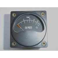 "Airplane Oil 2 1/4"" 100, 150 psi 1- 10 Bar Aircraft Pressure Gauge / Gauge P2-10bV Manufactures"