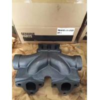 PC400-7 exhaust manifold center 6151-11-5120  in China   exhaust manifold  6151-11-5120 Manufactures