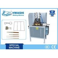 Copper Aluminum Tube Butt Welding Machine Automatic Mode 75 KVA Input Power Manufactures