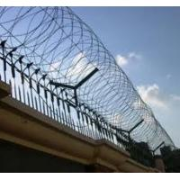 Razor Wire-- Concertina Coil for Guard Fence From Manufacturer(BTO-20, BTO-30, CBT-60, CBT-65) Manufactures