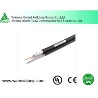 75ohm outdoor coaxial cable RG11M Manufactures