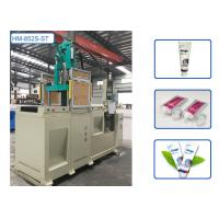 Automatic Plastic Injection Moulding Machine 10 Cavities For Compound Toothpaste Tube Manufactures