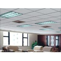 Fire Rated Ceiling Fiber Cement Board , Calcium Silicate Fiber Ceiling Tiles Durable Manufactures