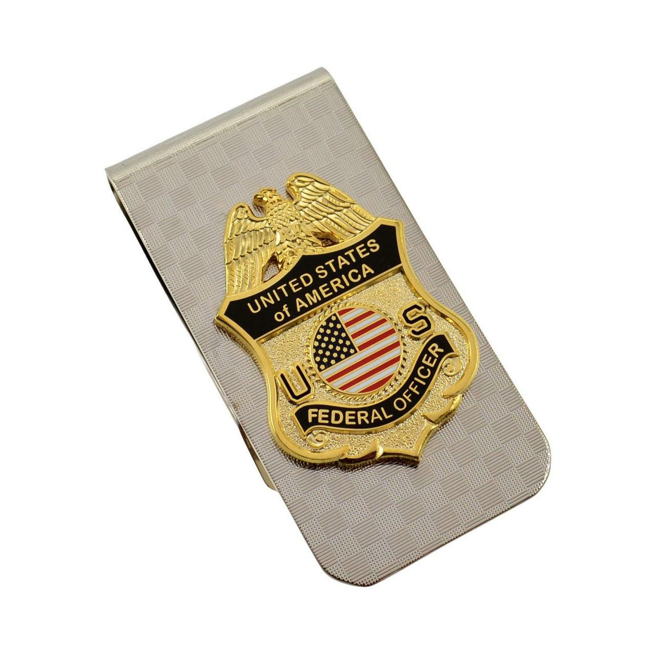 Blank Cool Magnetic Stainless Steel Custom New Metal Money Clip Wholesale For Men Manufactures