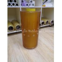 PVC Cling Film with breath holes for mushroom Packing (Size 16microns x 380mm x 1524m) Manufactures