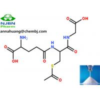 Buy cheap API Pharmaceuticals , Nutritional Supplements S-Acetyl-L-Glutathione | 3054-47-5 from Anna from wholesalers