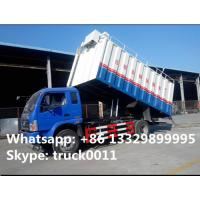 forland 18cbm bulk grains transported truck with factory price,Forland 18cubic meters bulk grains van truck for sale Manufactures