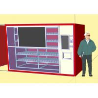 Special Solution Smart Shop Super Storage Vending Machine With Elevator System, Interactive & Control Software Manufactures