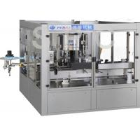 Linear Type Automated Labeling Machine Bottle Labeling Equipment 1500KGS Manufactures