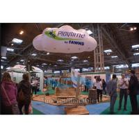 Quality Led Lighting Inflatable Stage Decoration / Inflatable LED Cloud with Inner for sale
