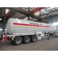2019s new best price 49.6cbm LPG gas semitrailer for sale, factory sale cheapest price 20tons road transported lpg tank Manufactures