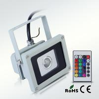 DMX RGB LED floodlight 10W IP67 waterproof Outdoor use Manufactures