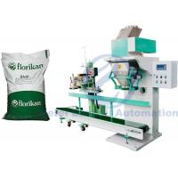 10kg - 25kg Big Bag Packing Machine For Feed Oligosaccharides / Papermaking Enzyme Preparations Manufactures