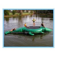 Water Park Equipments, Inflatable Water Trampoline, Inflatable Sport Games (CY-M2080) Manufactures