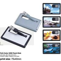 Custom printed credit card usb flash , Full compatibility with USB 2.0 and 3.0 Manufactures