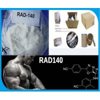 GMP SARMS Medical Oral Anabolic Steroids Muscle Mass Testolone RAD 140 CAS 1182367-47-0 Manufactures