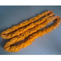 China endless round sling,polyester round sling with lifting eyes on sale