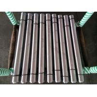 CK45 Pneumatic Piston Rod With Chrome Plating , hollow steel rod Manufactures