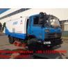 Buy cheap 2018s Factory sale best price RHD 170hp diesel road brushing sweeping vehicle from wholesalers